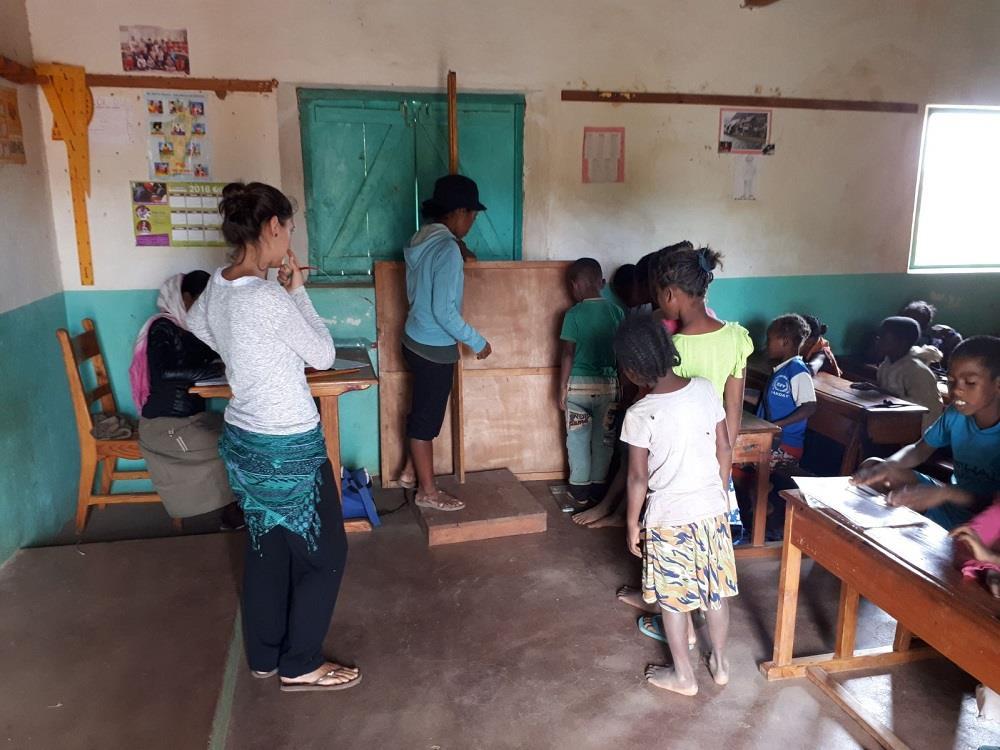 Suivi sanitaire des bénéficiaires de l' ONG Bel Avenir