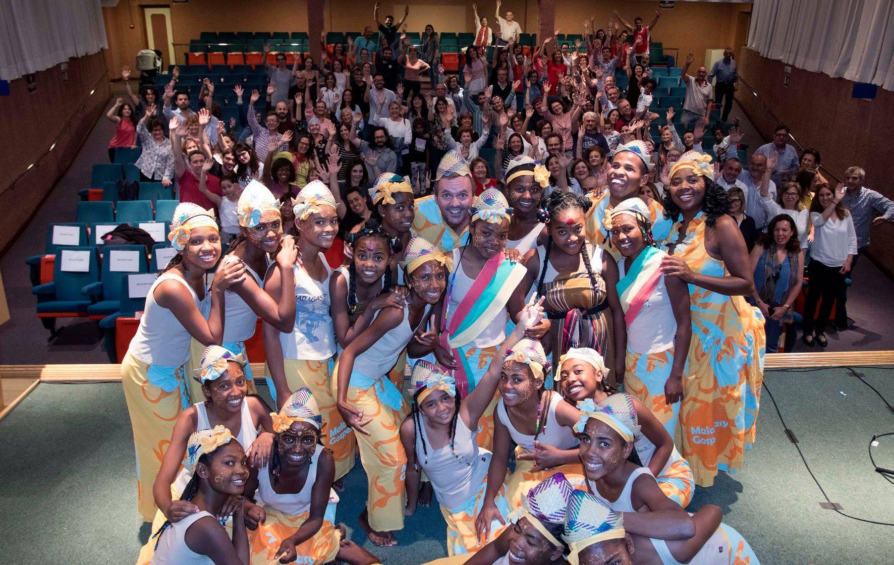 La Malagasy Gospel en Espagne, une expérience d'échanges et  de rencontres