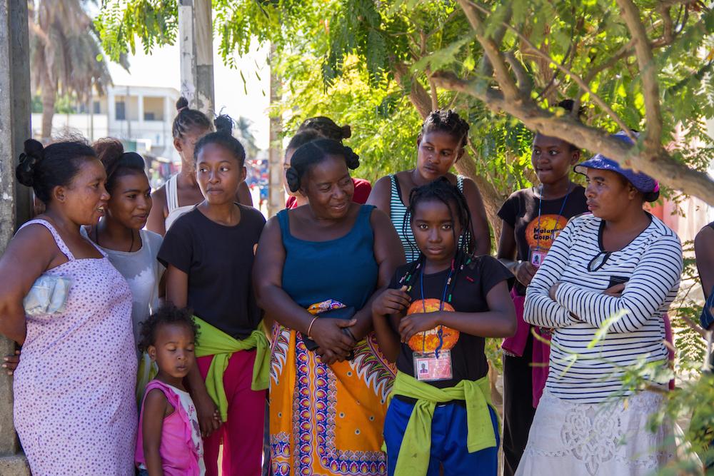 La Malagasy Gospel ,de retour dans leur pays natal