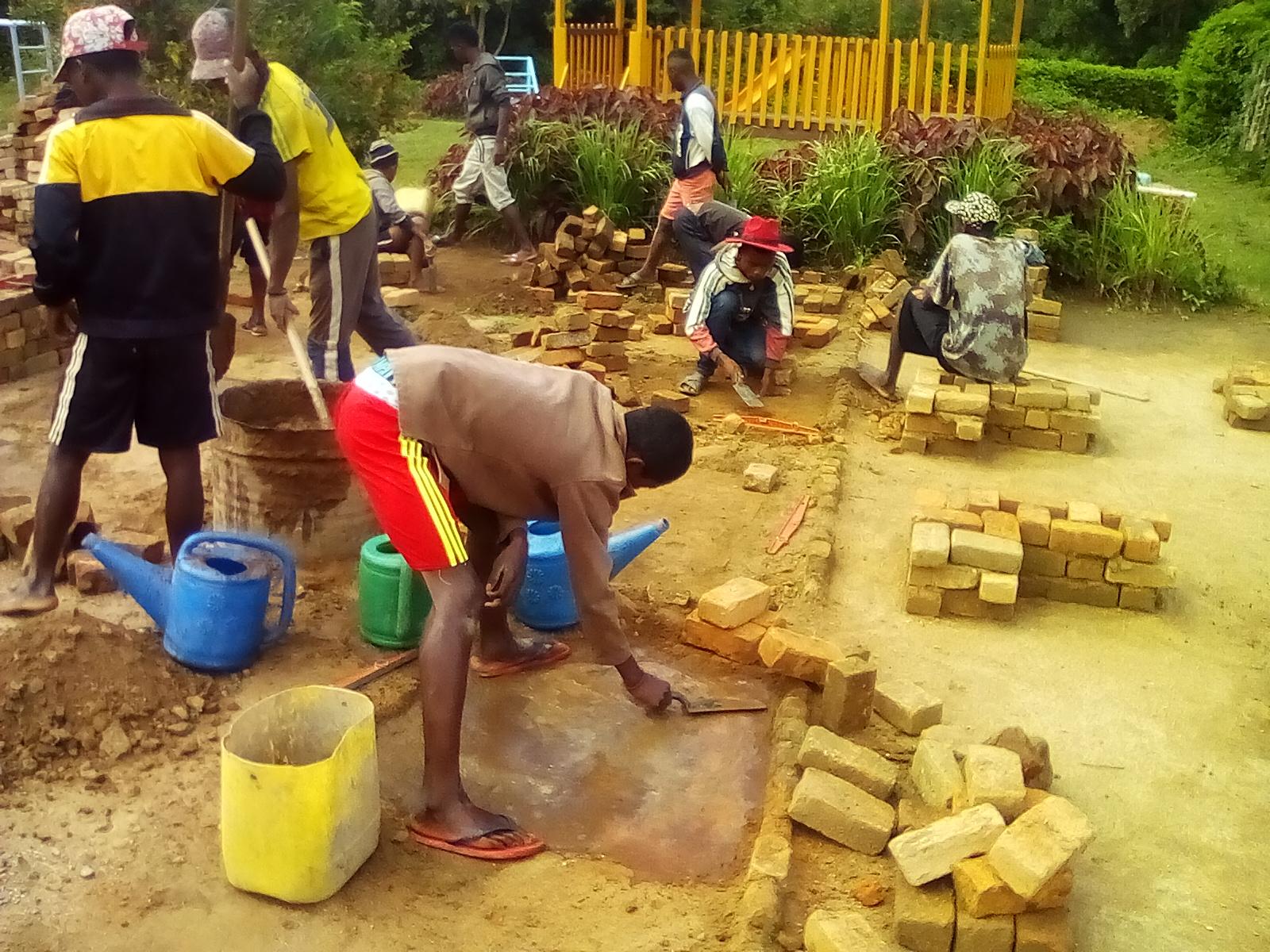 Des formations enrichissantes à la Ferme École de Fianarantsoa