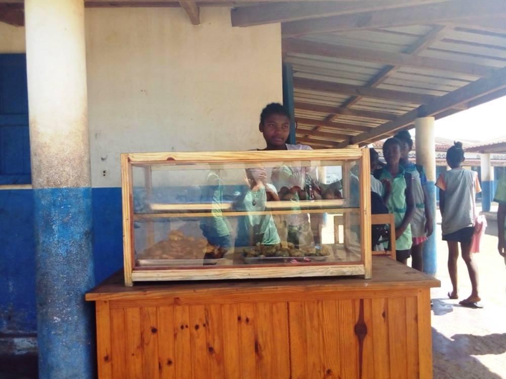 Amélioration de l'Ecole des Saline à Ankalika