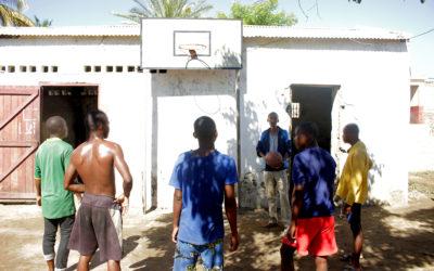 Des activités visant l'épanouissement des détenus.