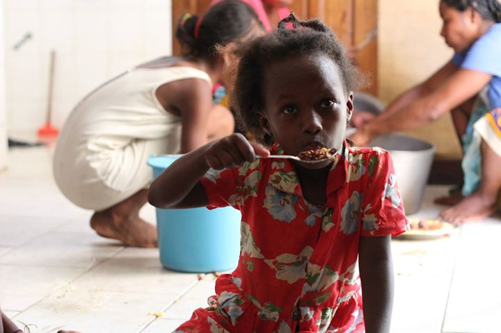 Centres d'Éducation Nutritionnelle à Madagascar