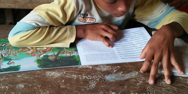 Du khmer et des maths à Dak Sorsor