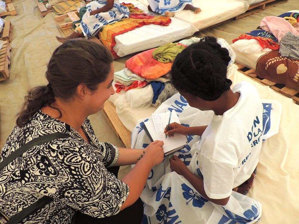 Eau de Coco à Madagascar et le FNUAP redonnent le sourire aux femmes fistuleuses