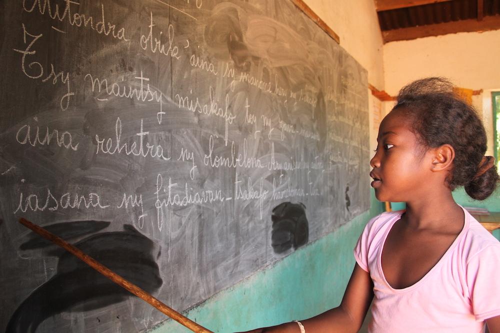 """""""Filles formées, femmes autonomes"""" est le message qu'Eau de Coco à Madagascar veut vous faire passer"""