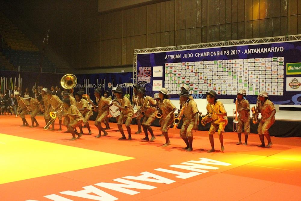 La Malagasy Marching Band cartonne au 38ème Championnat d'Afrique de Judo
