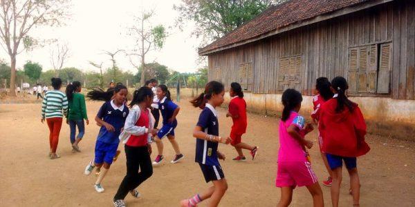 Football féminin: Beng Rang vs Wat Roka!
