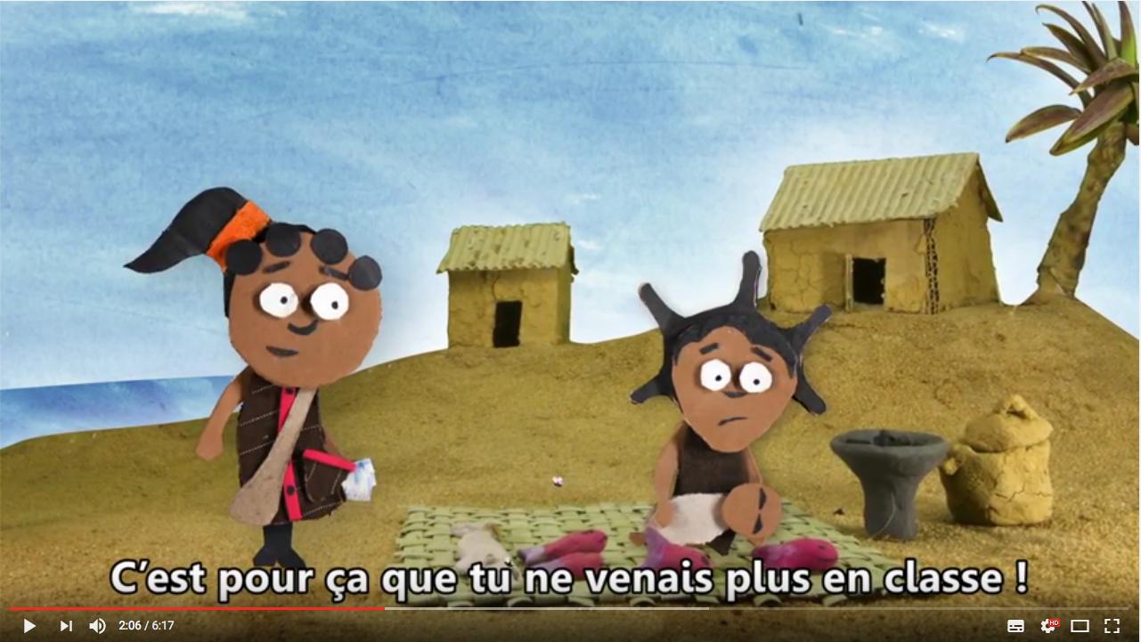 « Safidin'i Pela » accompagne Eau de Coco à Madagascar dans ses sensibilisations à la lutte contre la grossesse précoce