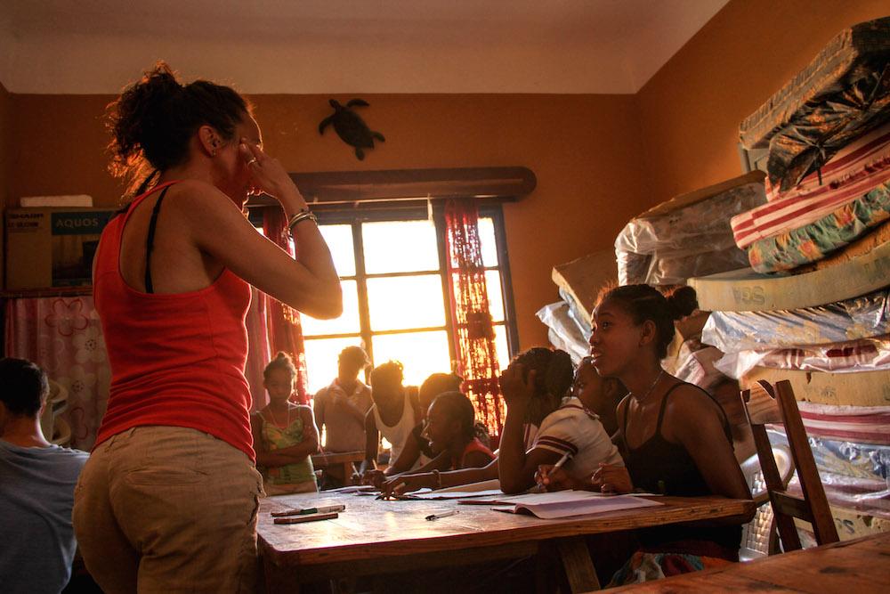 Des vacances de partages pour les bénéficiaires d'Eau de Coco à Madagascar
