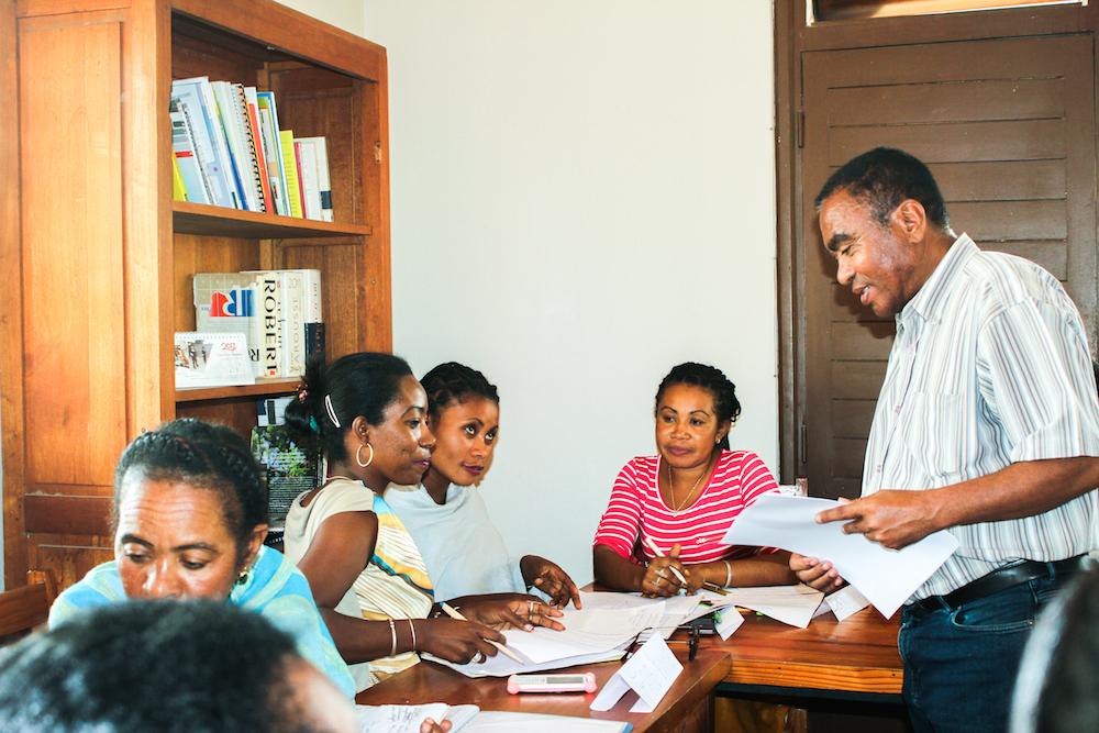Les enseignants se préparent à la rentrée