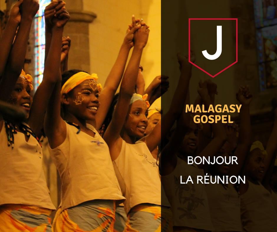 La Malagasy Gospel à la Réunion
