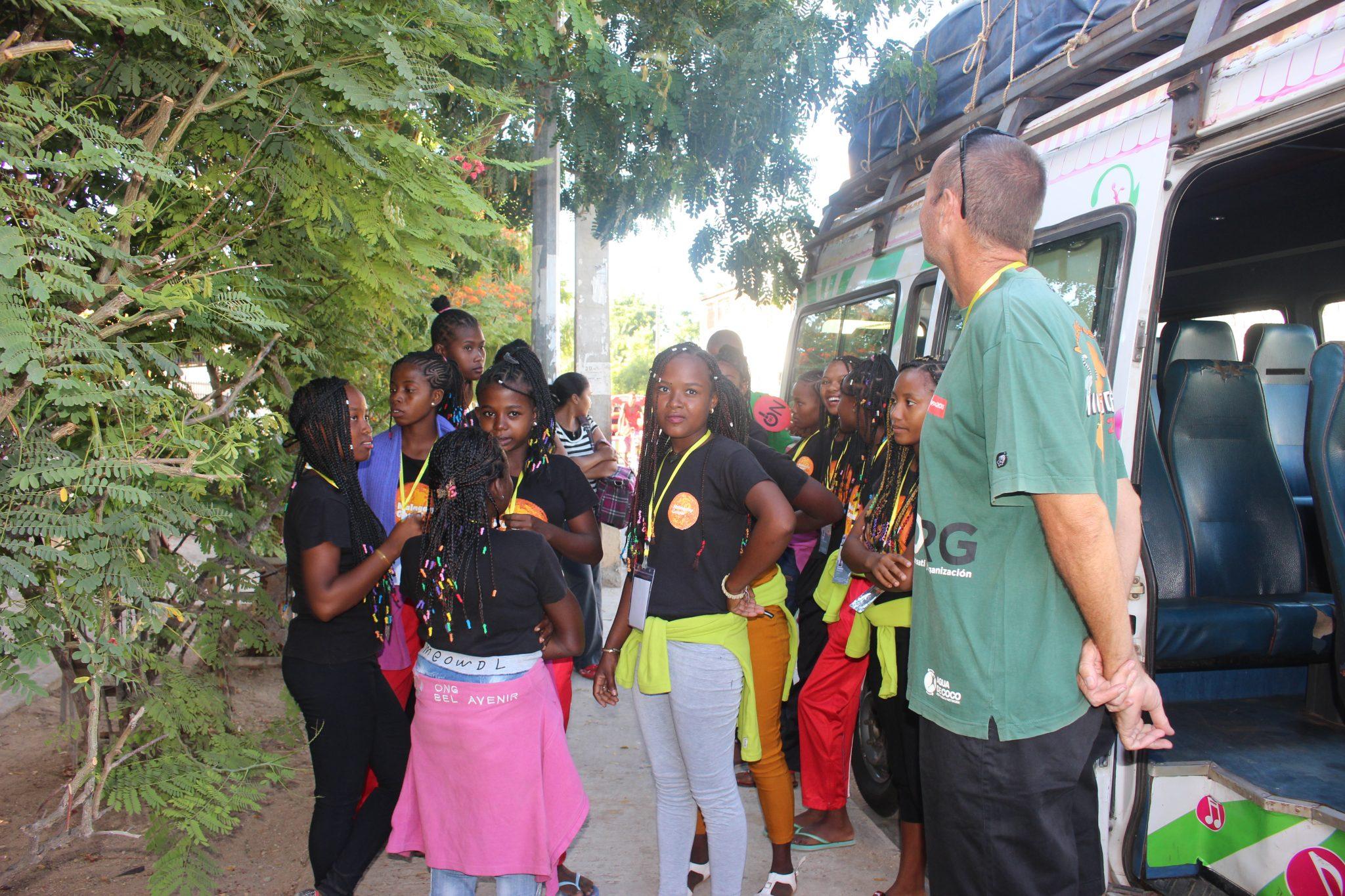 MALAGASY GOSPEL : PREMIER ÉCHANGE  INTERCULTUREL À LA RÉUNION