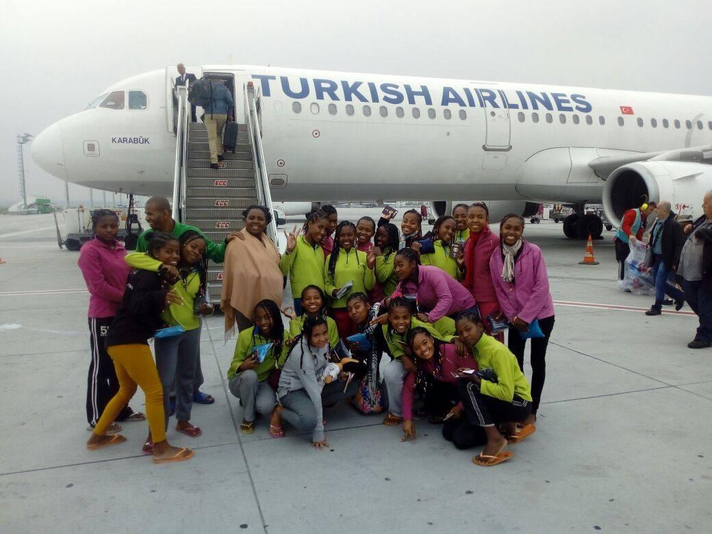 La Malagasy Gospel débarque en Espane