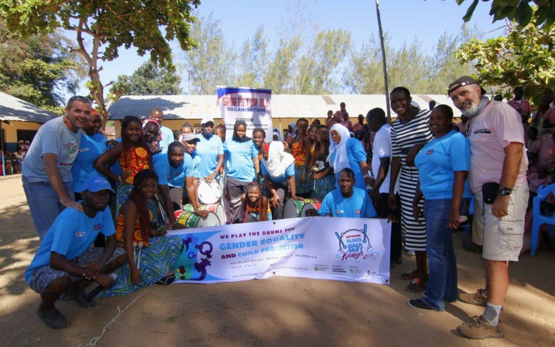 Un emploi du temps chargé  pour une mission tournée vers le  respect des droits des femmes et des enfants.