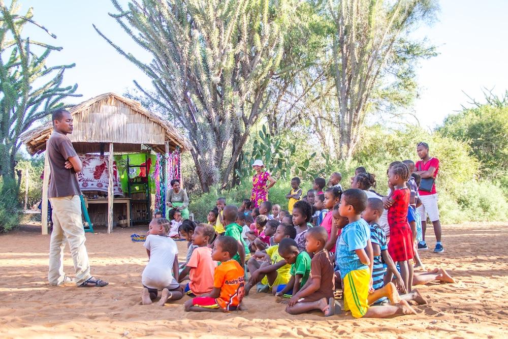 Une tombola pour découvrir Madagascar et soutenir la scolarisation au sud