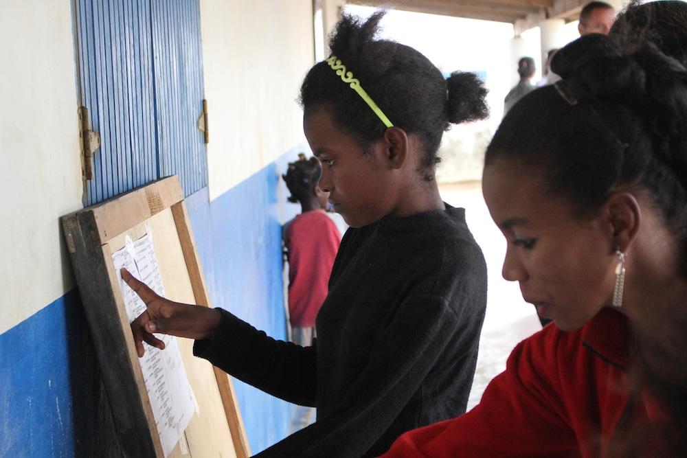 Beaucoup de réussites pour les deux écoles primaires à Madagascar