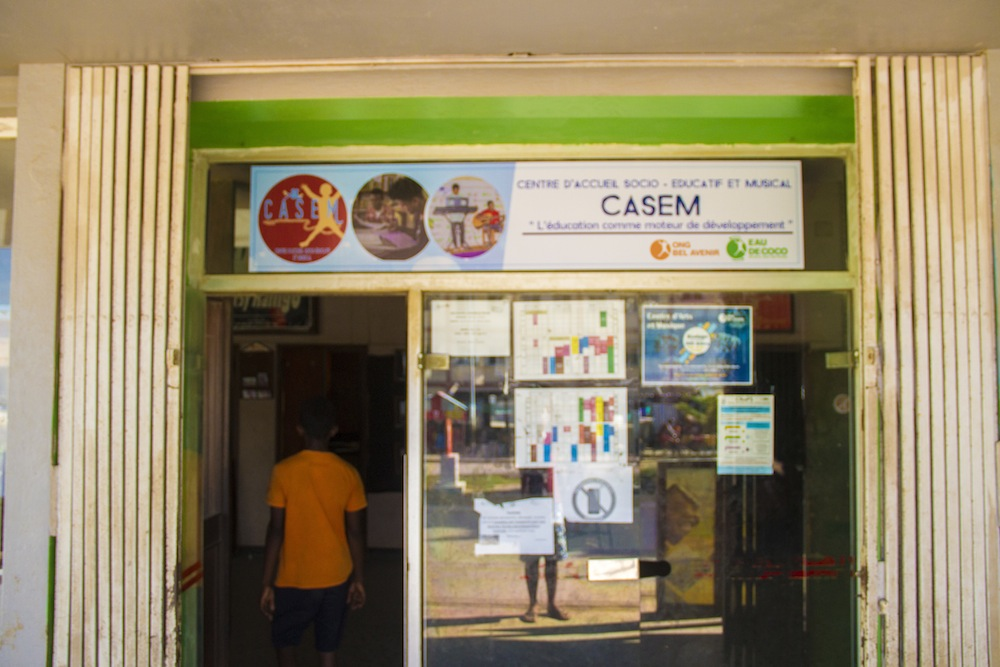 Le Centre d'Art et Musique à Tuléar change de nom et devient le CASEM
