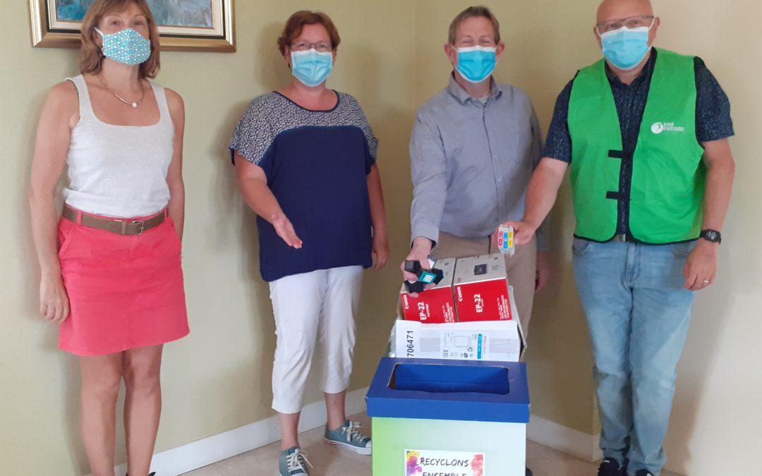 Recycler à Motteville, c'est aider à Madagascar !