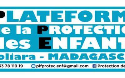 La plateforme de protection de l'enfant à Tuléar – Point Décembre 2020