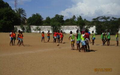 Un tournoi en faveur de la protection des droits des enfants