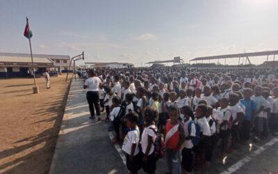 La rentrée 2021/2022 dans nos écoles de Madagascar